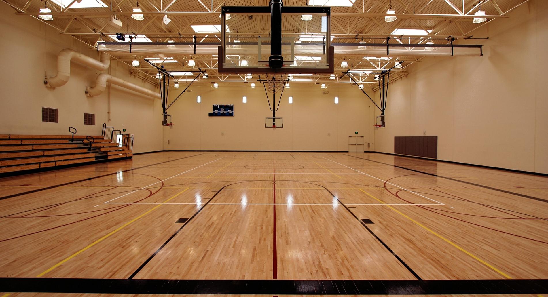 Squash Court Flooring Services