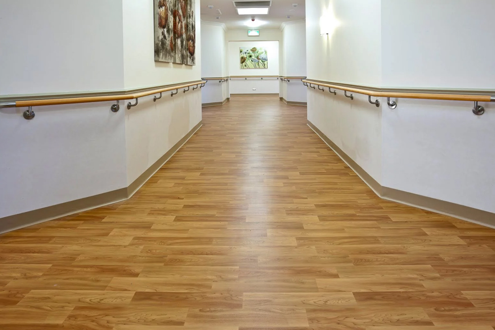 Hospital Flooring in Pakistan